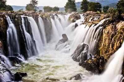 South Indian Water Falls Tour Package